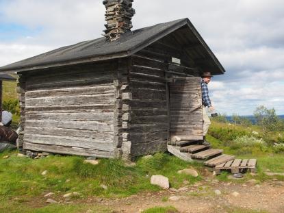 Montellin Maja hut