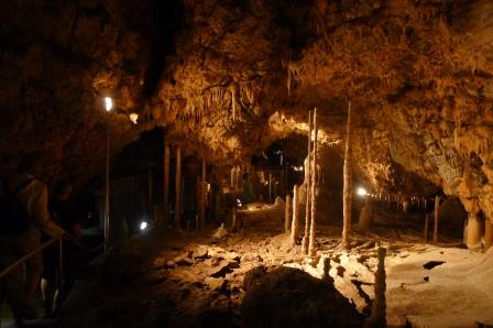 stick-stalagmites
