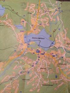 An awful Äkäslompolo map