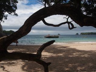 Nice and quiet beach