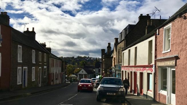 Dunblane street