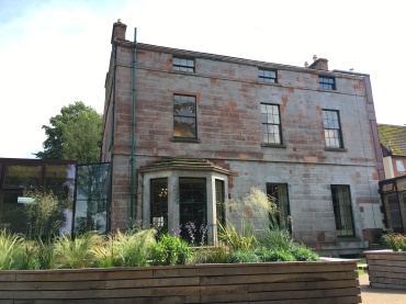 The Peter Pan Moat Brae Trust stepped in and rescued the house