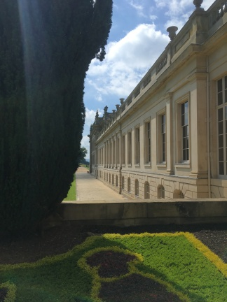 The 105-acre garden at Chatsworth House is a sight on its own