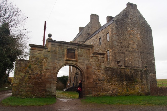 Nearherewayaway Midhope castle 2