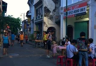Sidestreet atmosphere