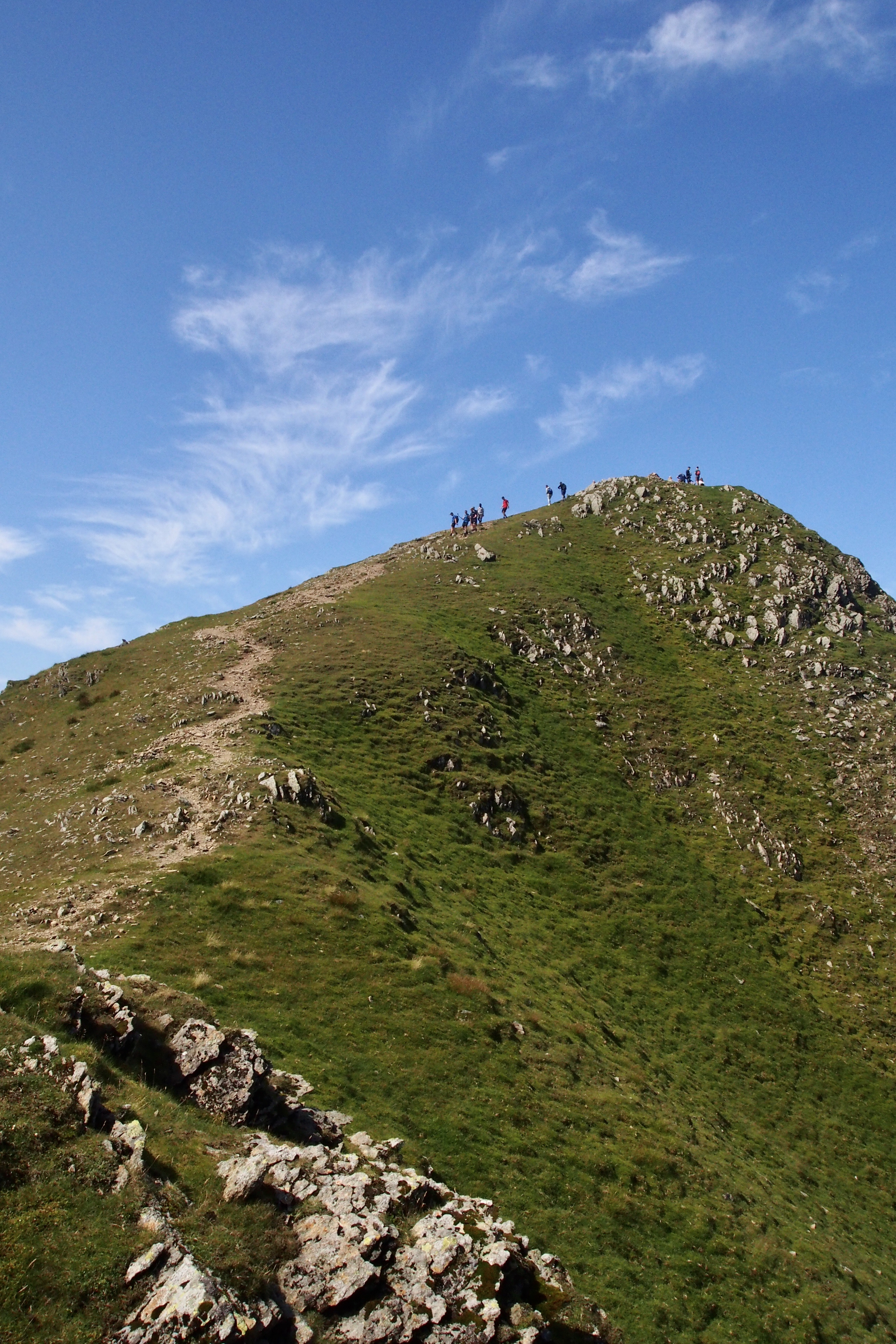 Catstye Cam in Lake District