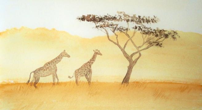 Nearherewayaway Africa 1