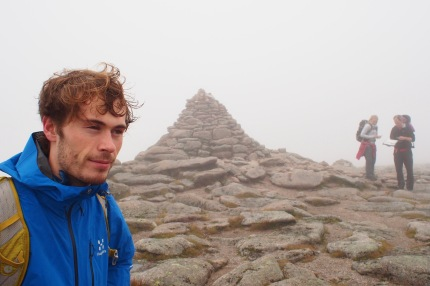 Top of the Cairn Gorm