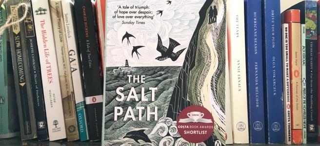 The Salt Path book cover
