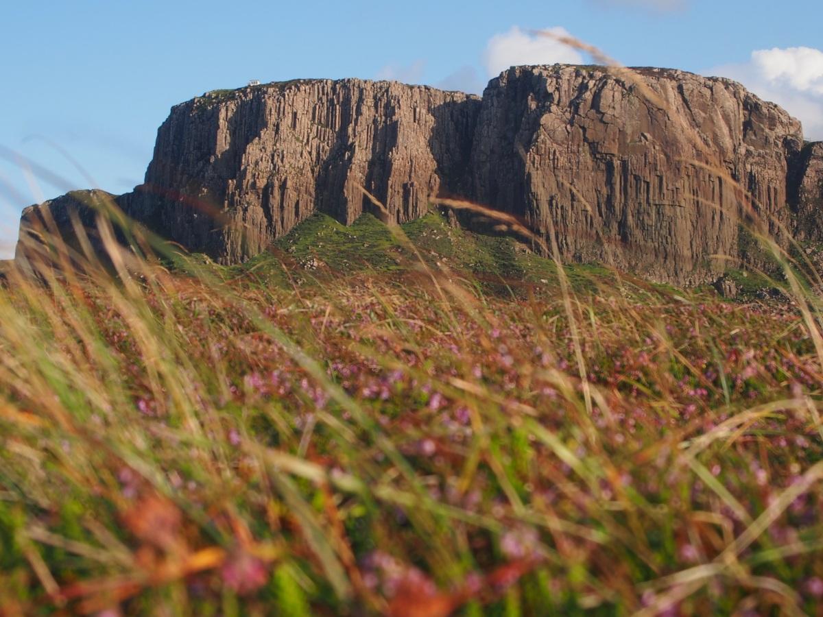 Isle of Skye Cliffs