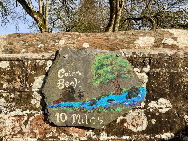 Cairn Beck river