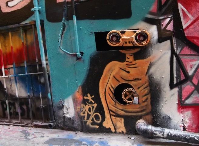 ET street art